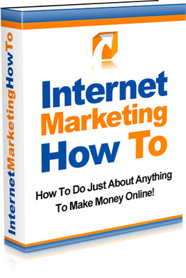 Product picture How To Do Just About Anything To  Make Money Online!